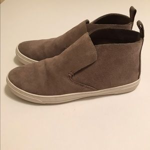 DV Dolce Vita Suede High Tops